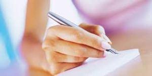 caneta n mão